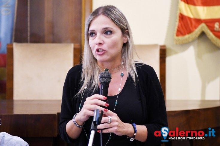 L'assessore Mariarita Giordano nell'Anci - aSalerno.it