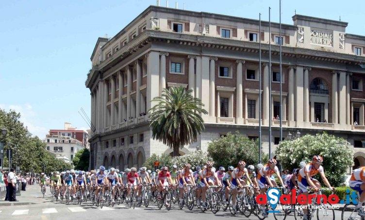 Salerno e il Giro, una storia lunga quasi un secolo – LE FOTO - aSalerno.it