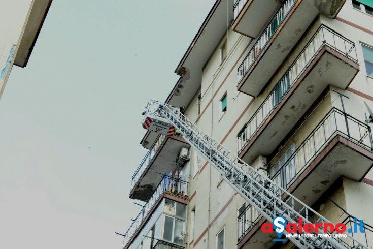 Donna minaccia suicidio a Salerno, convinta a tornare in casa - aSalerno.it