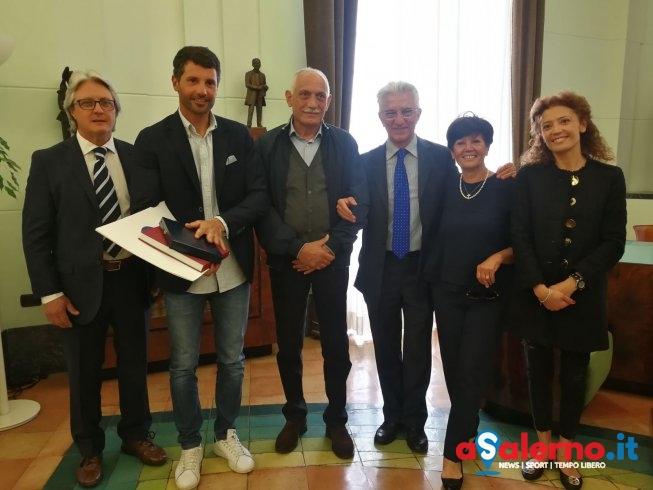 """""""Voglio portare Salerno alle Olimpiadi"""" - aSalerno.it"""