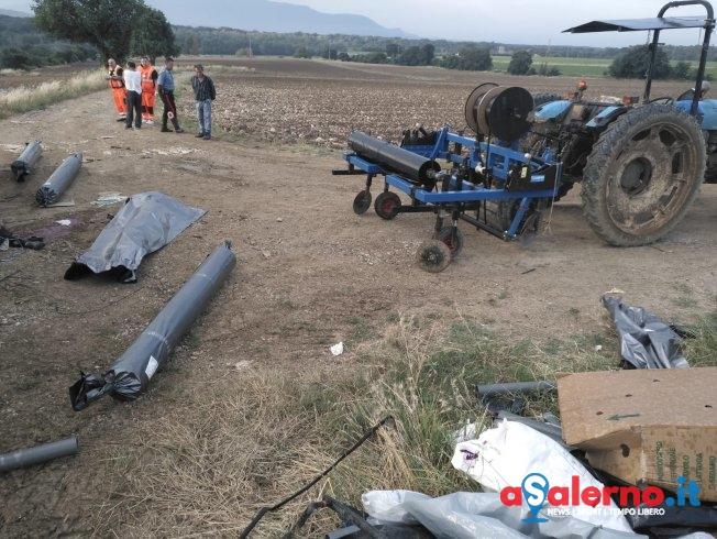Ennesimo incidente sul lavoro: perde la vita un 62enne di Bellizzi - aSalerno.it