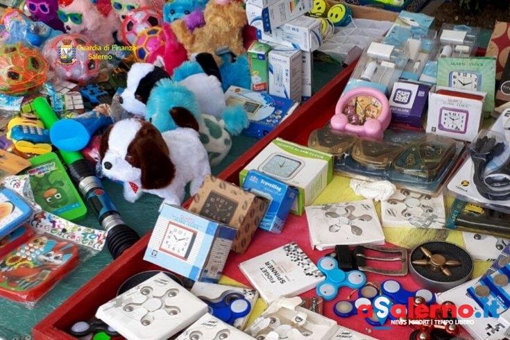 Prodotti non sicuri al mercato rionale: sequestro a Montano Antilia – FOTO - aSalerno.it