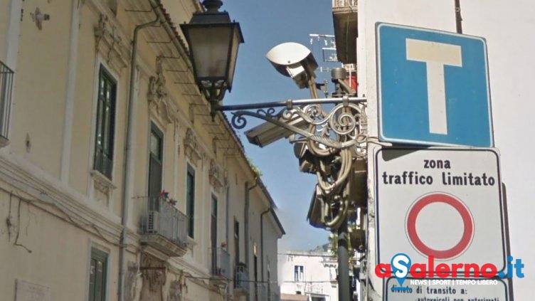 Nuove telecamere per la Ztl nel centro storico – LE FOTO - aSalerno.it