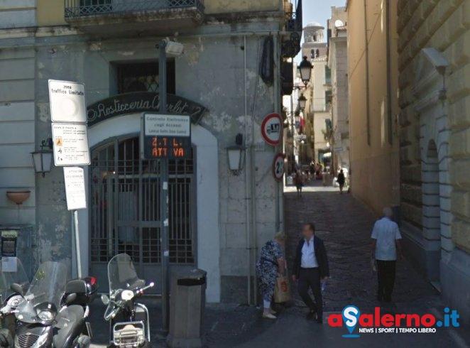 Da Locri a Salerno, arrestato per stalking nel centro storico - aSalerno.it