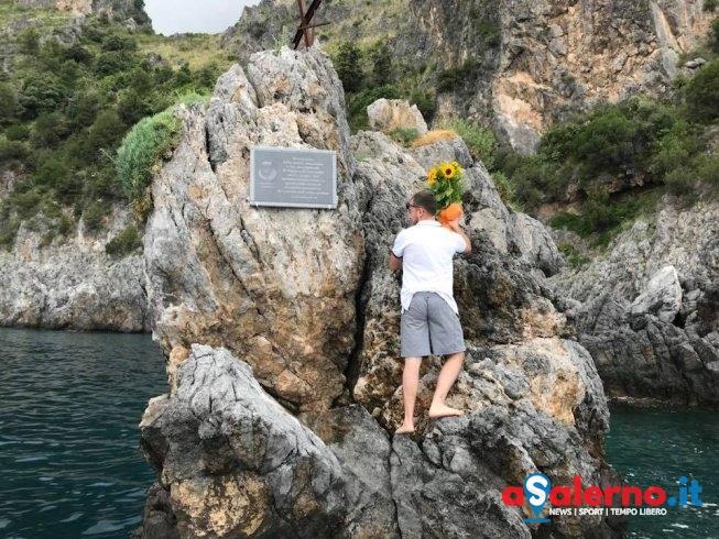 Marina di Camerota, grande emozione nel ricordo della tragedia delle Strambaie - aSalerno.it