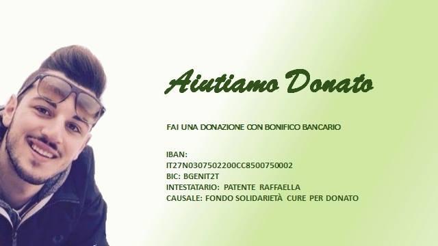 Baronissi si mobilita per Donato - aSalerno.it