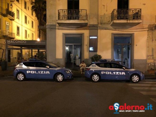 Botte da orbi ieri sera sul Lungomare di Salerno - aSalerno.it