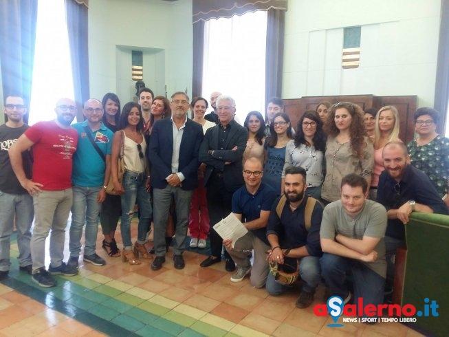 Dal 1 luglio in strada 24 vigili stagionali - aSalerno.it