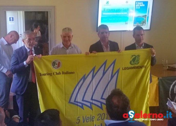 Camerota conquista le 5 Vele - aSalerno.it