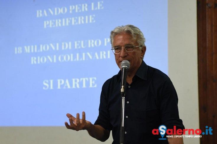Bando periferie, via ai lavori di rimozione dei prefabbricati a Matierno - aSalerno.it