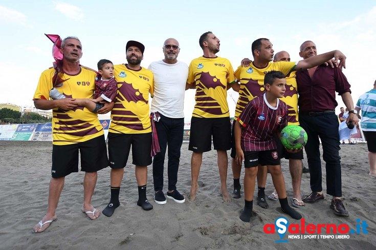 """Il cuore del Santa Teresa Beach Soccer: """"Grazie a tutti"""" - aSalerno.it"""