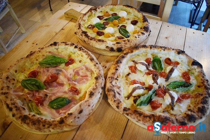 Divina, Estiva ed Esperienza: le tre nuove pizze di Betra - aSalerno.it