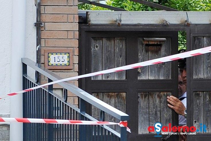 Anche i Ris a Macchia, proseguono le indagini - aSalerno.it