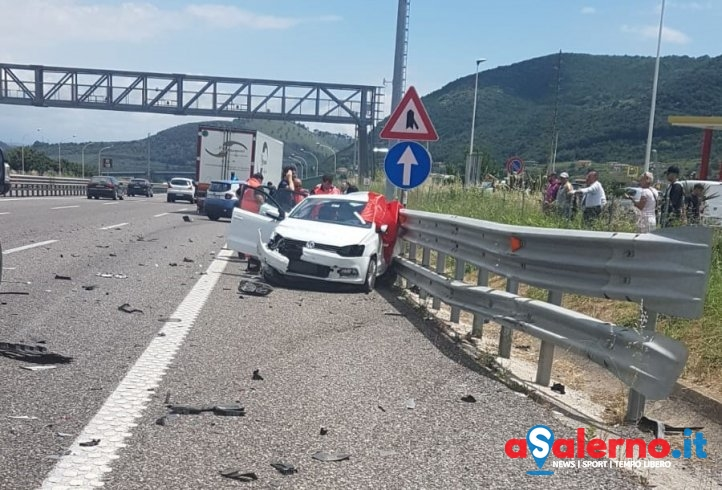 Incidente mortale prima dell'uscita di San Mango Piemonte - aSalerno.it