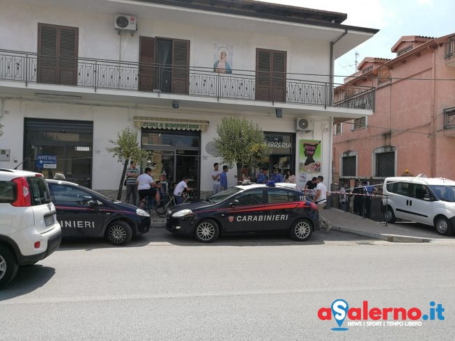 Carabinieri indagano a Montecorvino, nessuna pista esclusa – FOTO - aSalerno.it