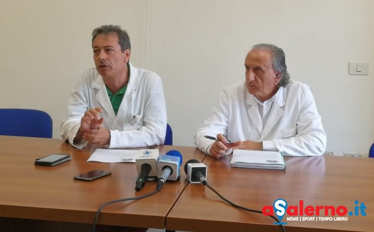 Escluse lesioni encefaliche, il bollettino medico di Delli Bovi – FOTO - aSalerno.it