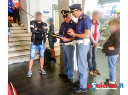 Controlli alla Stazione: lotta alla vendita di merce contraffatta - aSalerno.it