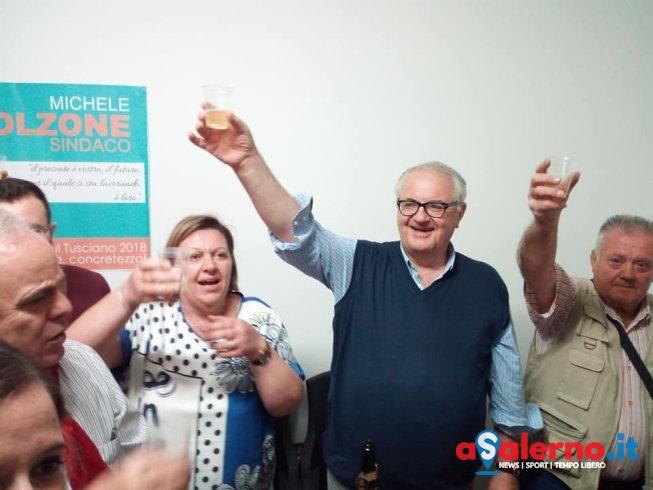 Volzone eletto sindaco ad Olevano sul Tusciano - aSalerno.it