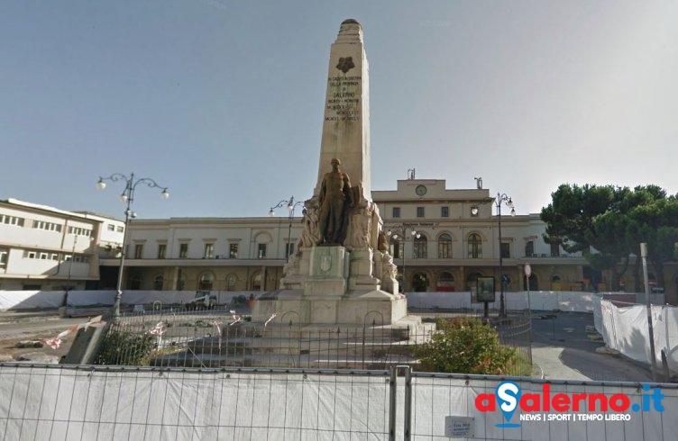 Restauro al Monumento ai Caduti: c'è il bando da 146mila euro - aSalerno.it