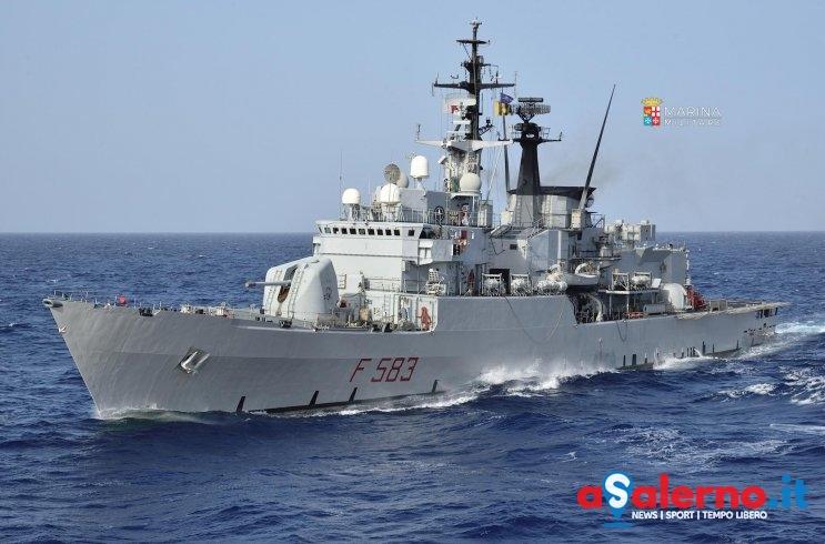 Marina militare: nave Euro e nave Aviere in sosta a Salerno - aSalerno.it