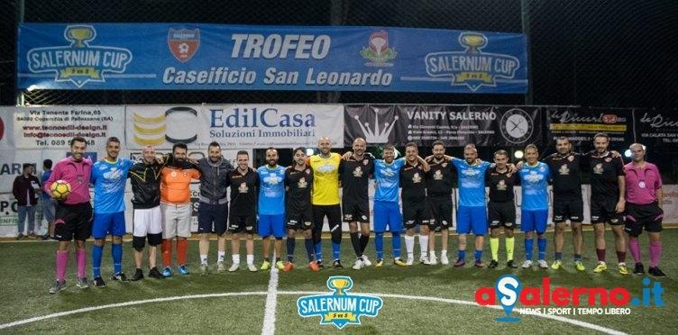 Salernum Cup, grande successo per il torneo alla Sequoia Park - aSalerno.it