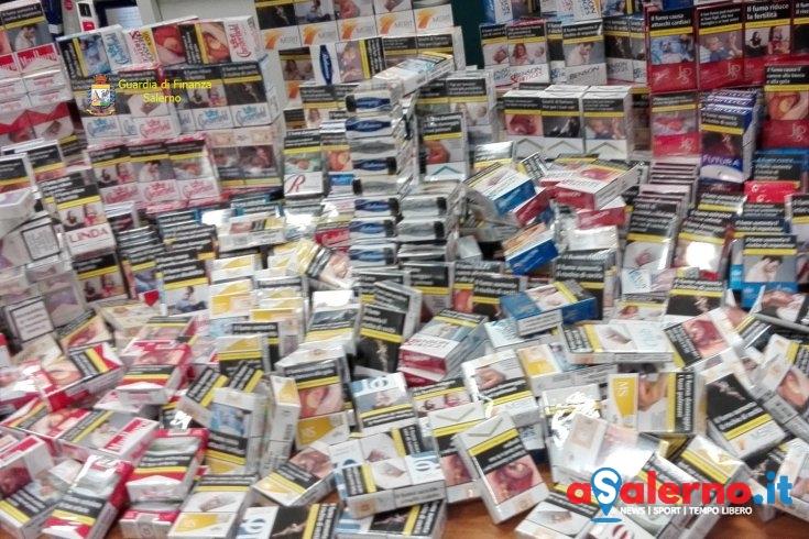 Vendeva illecitamente sigarette: denunciato commerciante – FOTO - aSalerno.it