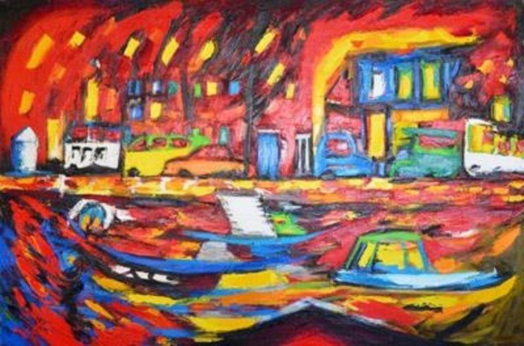 Appropriazione indebita: Sequestrati 14 quadri dell'artista Mangone - aSalerno.it