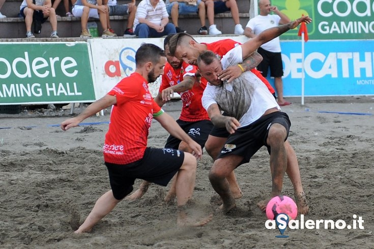 Speciale Torneo Santa Teresa: Bar Hilton Vs Pescheria A Paranza – LE FOTO - aSalerno.it