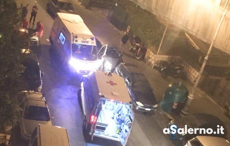 Brutto incidente in via Croce, doppia amputazione per coppia coinvolta – FOTO - aSalerno.it