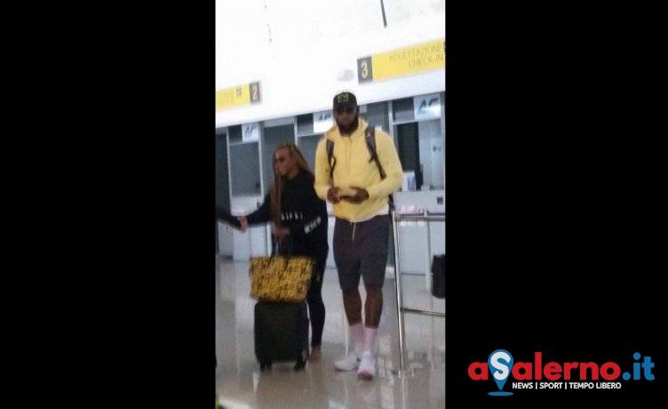 Prima Salerno.. poi i Lakers: LeBron James atterra al Costa d'Amalfi - aSalerno.it