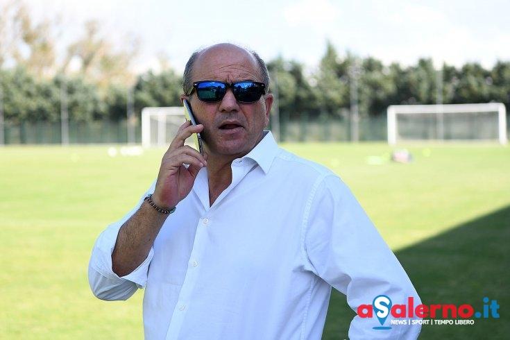 """Fabiani:"""" Stiamo prendendo giocatori funzionali """" - aSalerno.it"""