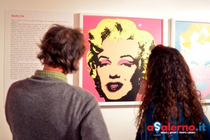 "Tredicimila visitatori per ""Andy Warhol Pop Revolution"" - aSalerno.it"