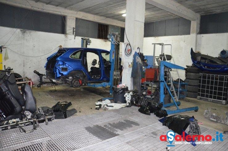 Scoperto a Cava de' Tirreni un canale di riciclaggio di auto rubate - aSalerno.it