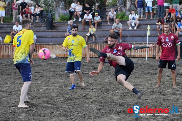 Speciale Torneo Santa Teresa: Cico's vs Incontro Immobiliare – LE FOTO - aSalerno.it