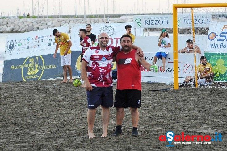 Speciale Torneo Santa Teresa: obiettivo dodicesimo uomo…in spiaggia – LE FOTO - aSalerno.it