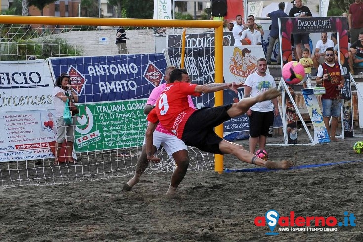 Speciale Torneo Santa Teresa: Pescheria A Paranza Vs Sercos – LE FOTO - aSalerno.it