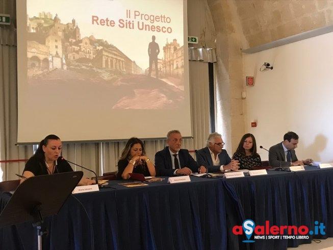 Anche la provincia di Salerno nel progetto di rete Siti Unesco - aSalerno.it