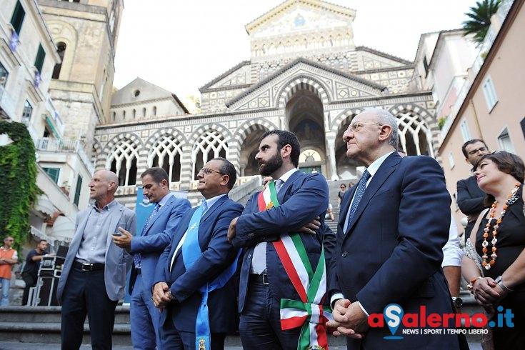 """Traffico in Costiera, la proposta del sindaco di Amalfi: """"Una Ztl territoriale.."""" - aSalerno.it"""
