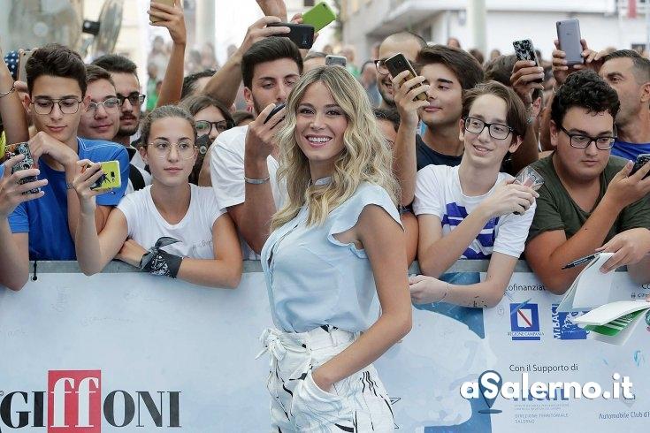 """Diletta Leotta da Giffoni: """"In bocca al lupo ai granata.."""" – LE FOTO - aSalerno.it"""