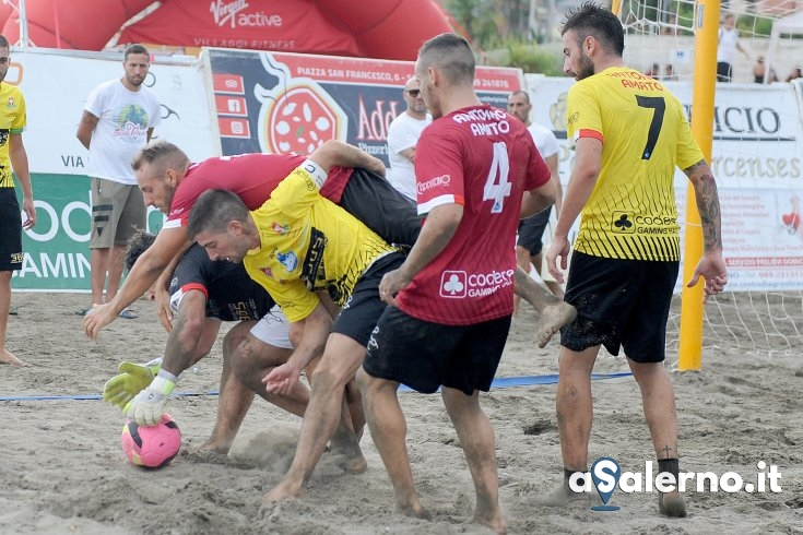 Speciale Torneo Santa Teresa: Bar Hilton Vs PlanetWin365 – LE FOTO - aSalerno.it