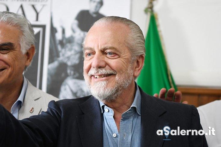 Il Bari è di Aurelio De Laurentiis - aSalerno.it