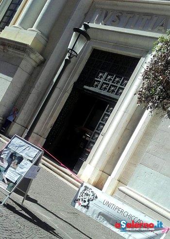 Processo Chicca, nuovo rinvio per l'imputato Antonio Fuoco - aSalerno.it