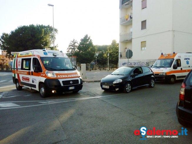 Incidente al Quartiere Europa: trauma cervicale per due bimbe e un genitore - aSalerno.it