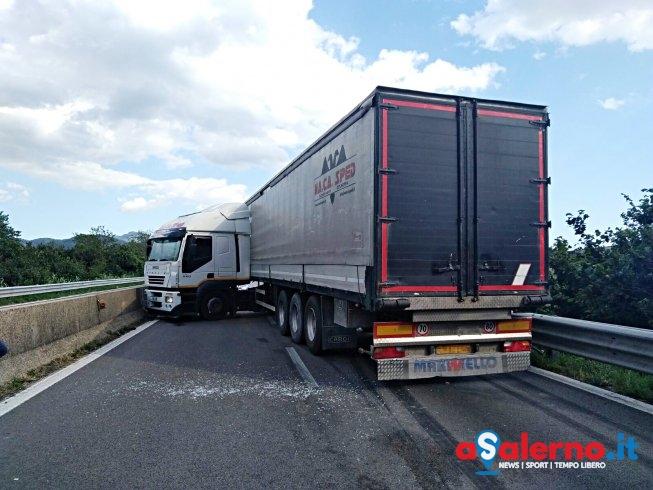 Incidente sulla Salerno-Avellino - aSalerno.it