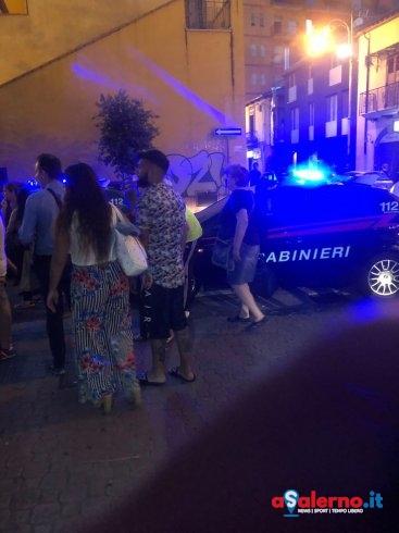 Presunto furto in via Posidonia, poi scatta la rissa – FOTO - aSalerno.it