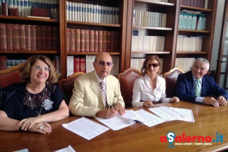 Inclusione socio-lavorativa per minori in area penale: c'è il protocollo d'intesa - aSalerno.it