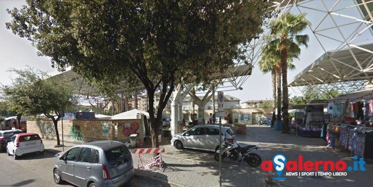 Pronta la nuova area mercatale di via De Crescenzo - aSalerno.it