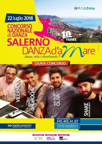 Tutto pronto per la X edizione di Salerno Danza d'aMare - aSalerno.it