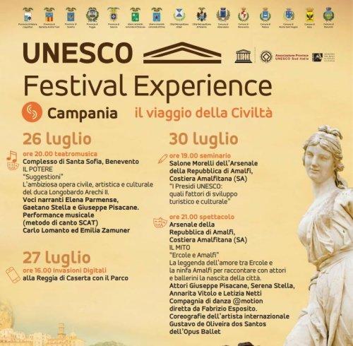 Siti Unesco, la Campania partecipa al progetto - aSalerno.it