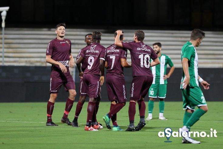 Scelti i numeri di maglia della Salernitana per la stagione 2018/19 - aSalerno.it